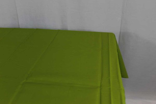 Tovaglia Minimal v45 verde Tag House candeggiabile