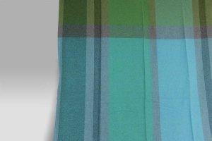 Plaid 130x190 Bampton Emerald Designers Guild