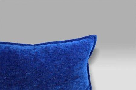 Cuscino 50x30 Rivoli Cobalt blu Designers Guild