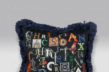 Cuscino Do You Speak Lacroix Christian Lacroix