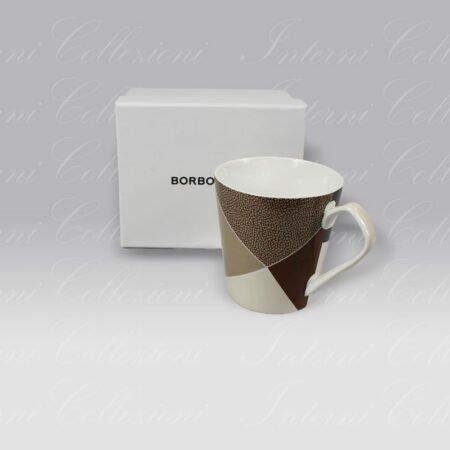 Trology Mug Porcellana Borbonese