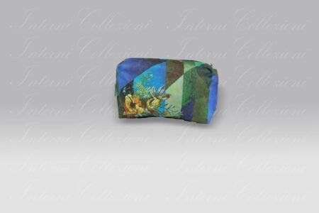 Trousse Minakari Cobalt medium Designers Guild