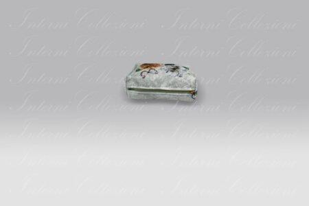 Trousse Pahari Platinum small Designers Guild