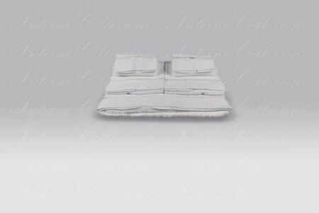 Set Spugna 5 Pezzi Segreti bianco bianco Mastro Raphael