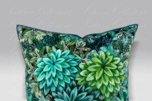 Cuscino Madhya Azure Designers Guild
