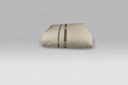 Quilt Belt beige Borbonese