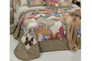 Quilt Butterfly Borbonese