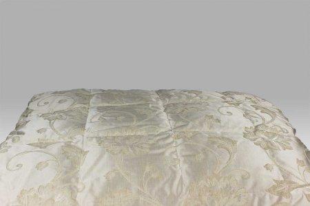 Trapuntino Bellapiuma Mid-Season 8009A fiore beige Daunen Step