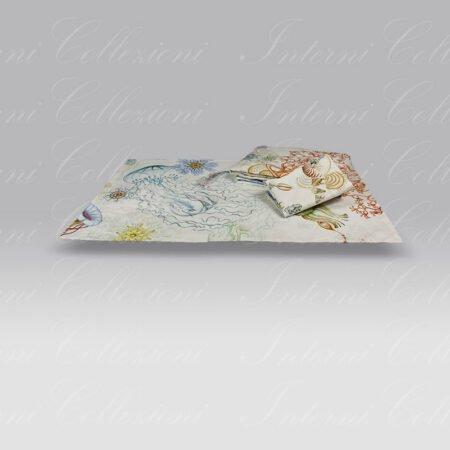 Parure Sacco Izylinens Ocean Tessitura Toscana Telerie