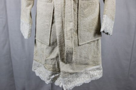Accappatoio Armonia sabbia David Home Collection