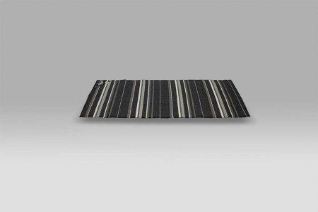 Tappeto Guida da Cucina PVC Band nero Monfri Design Swedy