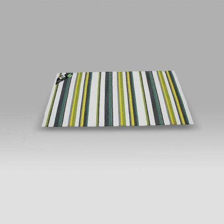 Tappeto Guida da Cucina PVC Band verde Monfri Design Swedy
