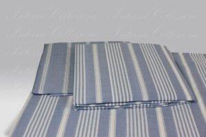 Completo Copripiumino Martin 8395 azzurro Martha O Neil