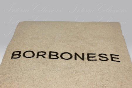 Telo Mare Mykonos ecru Borbonese