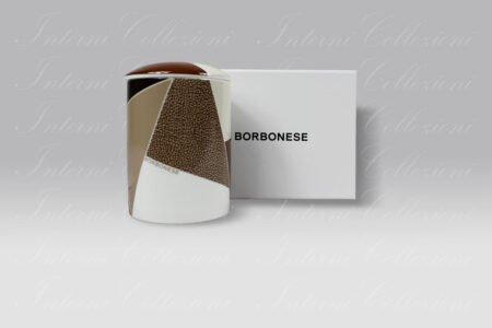 Trology Candle Holder Porcellana Borbonese