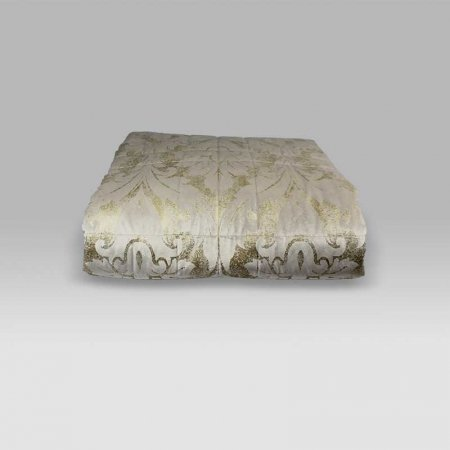 Quilt Fusion sabbia-oro David Home Collection