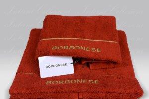 Coppia Spugna Fine Op ruby Borbonese
