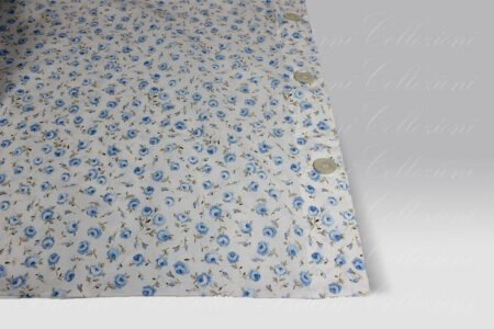 Completo Lenzuola Florine M8396 azzurro Martha O-Neil