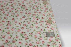 Completo Lenzuola Florine M8396 rosa Martha O-Neil