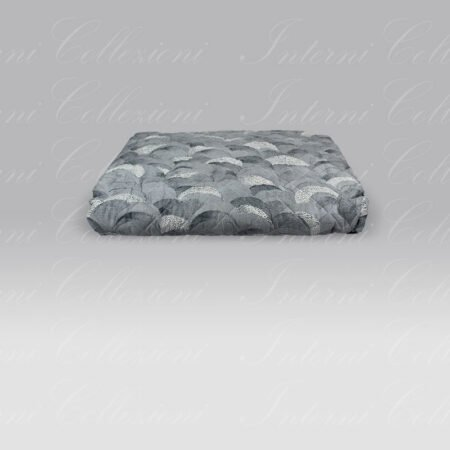 Quilt Luna grigio Borbonese