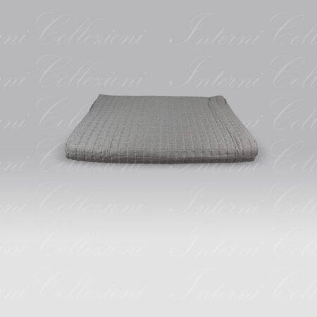 Quilt Minimal grigio Borbonese