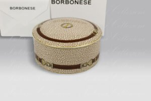 Porcellana Scrigno Belt Borbonese