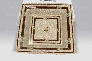 Porcellana Videpoche grande Belt Borbonese